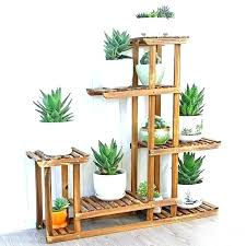 outdoor wooden plant stands outdoor flower stands planter stands wood tall wooden plant stand wooden plant