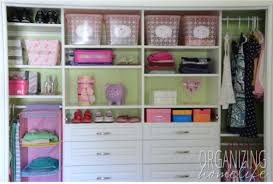 Organizing a Shared Kids Room Closet EasyClosets Makeover the