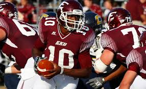 T J Pryor Football Eastern Kentucky University Athletics