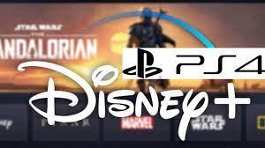 Disney Plus auf der PS4 - Anmeldung und Installation
