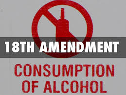 Image result for 18th amendment