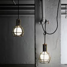 American Industrial Retro Eisenkäfig Pendelleuchte Hängelampe Hause Licht Schlafzimmer Foyer Studie Pendelleuchte Leuchte Abajur E27