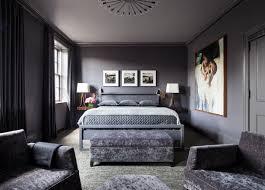 Wandgestaltung Schlafzimmer Ideen 40 Coole Wandfarben And Lila Grau