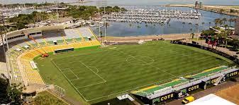 Al Lang Stadium Tampa Bay Rowdies Football Tripper