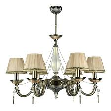 6 light chandelier home decorators monticello park collection vineyard metal and wood with seeded glass shades