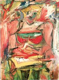 woman v 1952 53 scanned from willem de kooning paintings