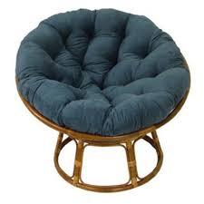 Round Wicker Chair Cushion Designs