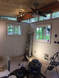 home office remodels remodeling. After Applying Finishes, Ceiling \u0026 Beam Look Much \ Home Office Remodels Remodeling U