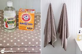 smelly towels this is the one easy fix