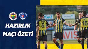 MAÇ ÖZETİ: Fenerbahçe 4-1 Kasımpaşa - YouTube