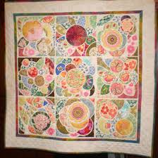 Bobbi Finley: One Quilter's Journey: Nite Owl Quilters & And, at the workshop on Saturday, Kerri showed me a beautiful Crazy Quilt  she made. There is a theory that the original antique tile quilts from the  late ... Adamdwight.com