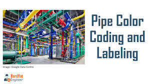 Pipeline Color Code Standard And Labels Charts A Complete Guide
