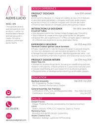 Resume Alexis Lucio