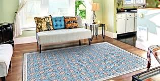 blue tiles linoleum rug printed mat easy to clean and pet friendly dog friendly rugs dog 8 best dog friendly rugs