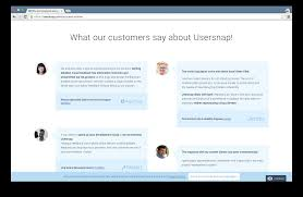 customer reviews on website usability engineer
