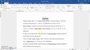 Mla 8th Edition Template New The Mla Research Paper Simple