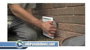 basement ventilation system. EZ-Breathe Ventilation System By ALL-DRY BASEMENT SYSTEMS Basement