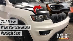 Jeep Lights For Sale 2014 2020 Jeep Grand Cherokee Bi Xenon Led Headlamps