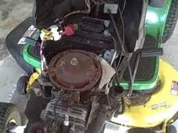 part 1 how to repair briggs john deere la115 19 5 hp engine part 1 how to repair briggs john deere la115 19 5 hp engine troubleshooting