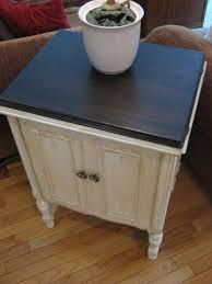 french distressed furniture. Country Distressed Furniture Fake-It Frugal: Fake French Furniture, The Side Table 7