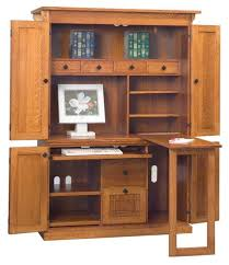 contemporary computer armoire desk computer armoire. Lofty Idea Computer Desk Armoire Modern Create Your Own Space Intended For Decorations 18 Contemporary