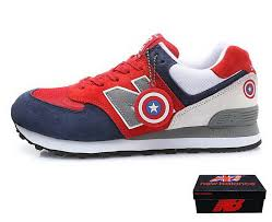 new balance shoes red and blue. new balance us574 captain atom red blue grey mens running shoes,new shoes, shoes and