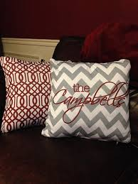 Custom Made Decorative Pillows