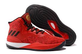 adidas d rose 8. fashion sneakers adidas d rose 8 boost bright_red basketball shoe for sale o