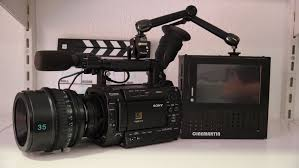 sony fs100. this new recorders will be available end summer, go up to 5.000\u20ac for the top model, that record 1080p60 with dual hd-sdi or 3g. sony fs100