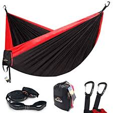 AnorTrek Camping Hammock, Lightweight Portable ... - Amazon.com