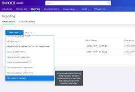 Your Bids Use Site Bid Adjustments To Modify Your Bids Yahoo Developer Network