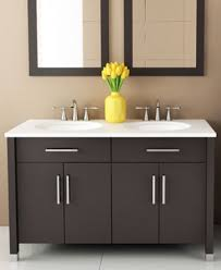 bathroom cabinets double sink. 48\ bathroom cabinets double sink