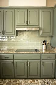 green kitchen cabinets sage painted blog color ideas