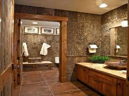 Rustic Bathroom Design Unique Inspiration Design