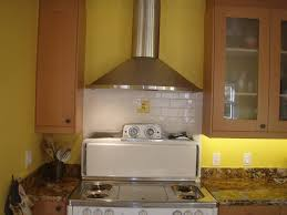 kitchen exhaust fan. Fascinating Kitchen Exhaust Fan Colored In Silver And Made Of Metal Installed At Traditional