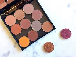 new makeup geek fall 2016 eyeshadows review swatches by facemadeup