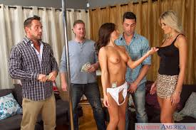 Naughty Weddings Brittany Bliss Audrey Show April Stripper Vrporn.