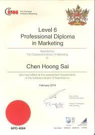 professional diploma in marketing cim professional diploma in marketing