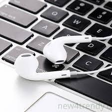 Tai Nghe Nhét Tai Bluetooth Chống Ồn Cho Iphone 6 / 7 / 8 / X