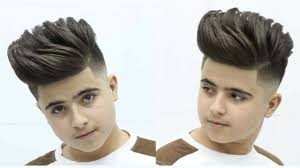 Best Attractive Latest Haircuts For Kids 2019 Youtube