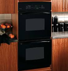 ge profile double oven. GE Profile PK956BMBB - Black Ge Double Oven ]