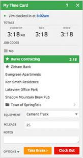 Employee Timesheet App Easy Accurate Timesheets Tsheets