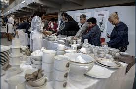 Rhône Encore Quelques Heures Pour Acquérir La Vaisselle Des Chefs