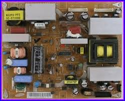 samsung tv repair. samsung smps power supply bn44-00191a circuit diagram - fsq0165 fan7530 mc33067 lcd television repair and service schematics samsung tv