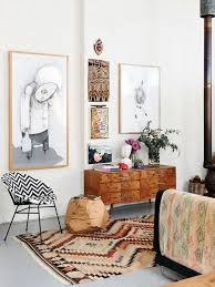 eclectic furniture style room