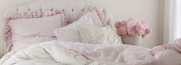 image of trend shabby chic toddler bedding