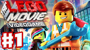 The LEGO Movie Videogame - Gameplay Walkthrough Part 1 - Emmet and  Wildstyle (PC, Xbox One, PS4) - YouTube