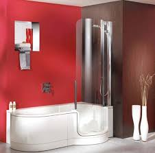 small bathroom designs with shower and tub. drop in tub and walk shower design for small bathroom inside designs with 20 unique ideas g