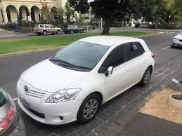 Rent James' 2010 Toyota Corolla HBack by the hour or day in East ...