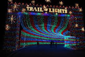 Zilker Park Christmas Lights Pin On Burnt Orange Holidays